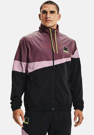 Sports jacket - ash plum
