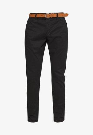 Chino - grey/black