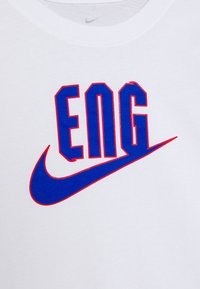 Nike Performance - ENGLAND TEE GROUND - National team wear - white - 3