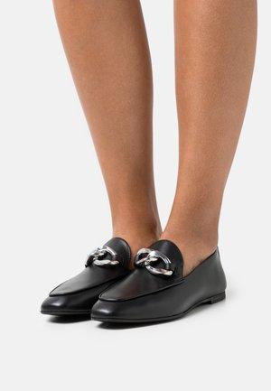 SHOES - Nazouvací boty - black