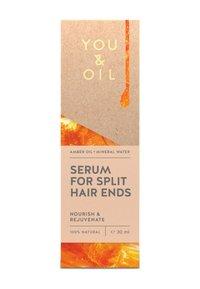 YOU & OIL - REGENERATING SERUM FOR SPLIT HAIR ENDS - Hair treatment - - - 2
