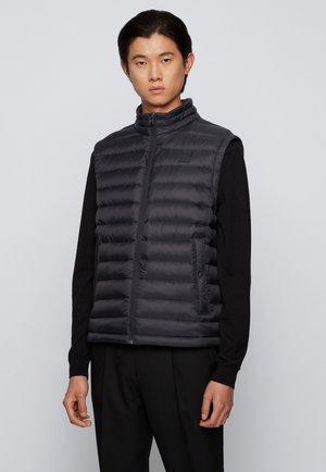 CHROMA - Waistcoat - black