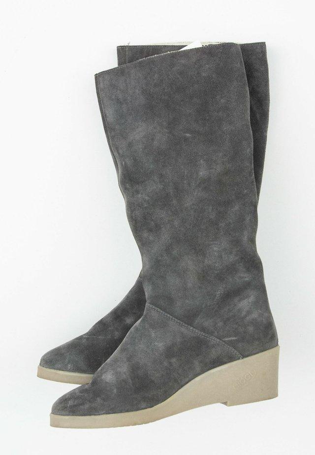Laarzen - grey