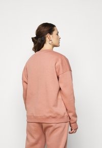Missguided Plus - BASIC  - Sweatshirt - mauve - 2
