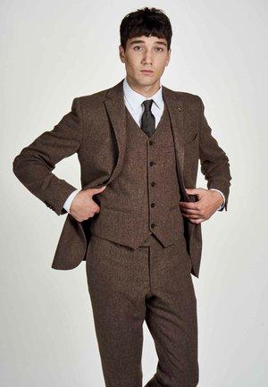 Suit jacket - sand