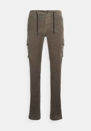 CHILEJOGGER - Cargo trousers - olive