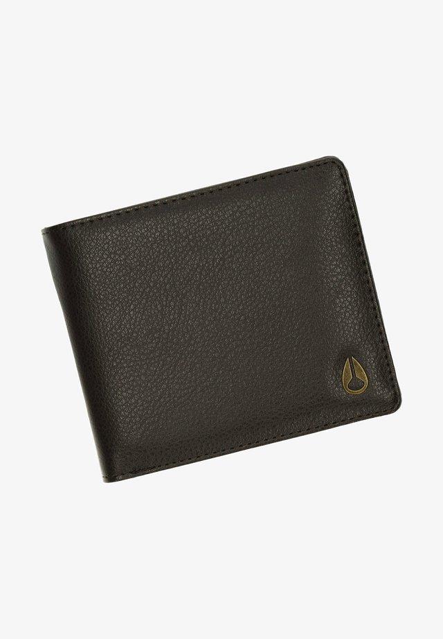 PASS VEGAN - Wallet - brown