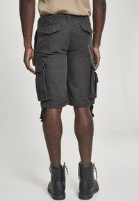Brandit - VINTAGE  - Shorts - black - 2