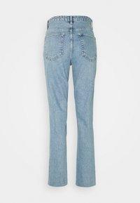 Topshop Tall - Straight leg jeans - bleach - 1