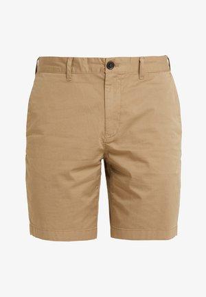 WASHED - Shorts - khaki