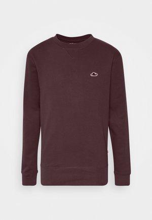 LIAM - Sweatshirt - bordeaux