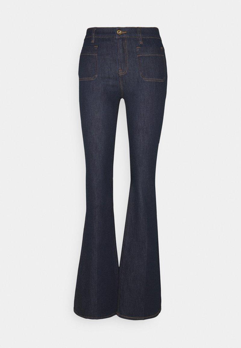Miss Sixty - Široké džíny - blue denim