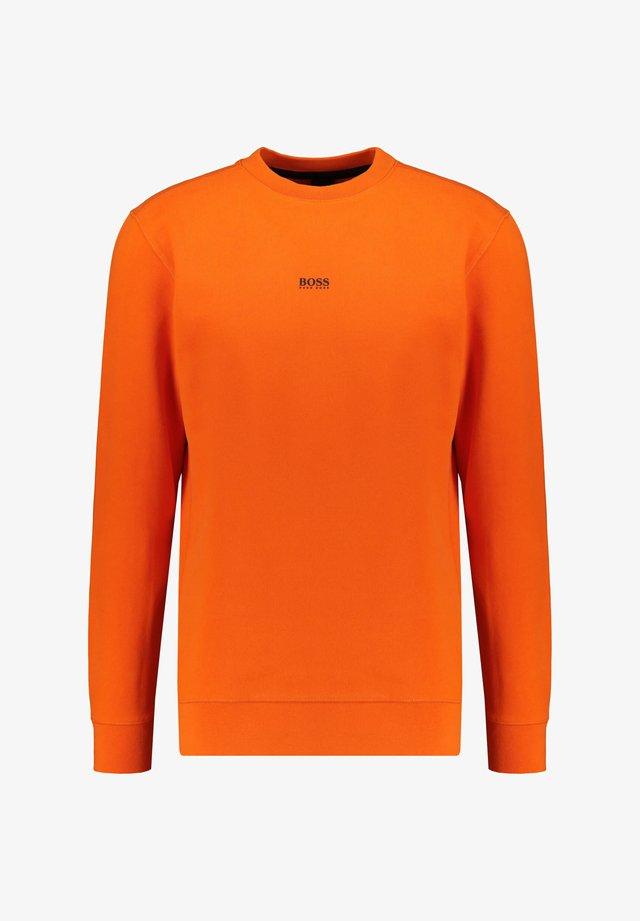 WEEVO - Sweatshirt - orange