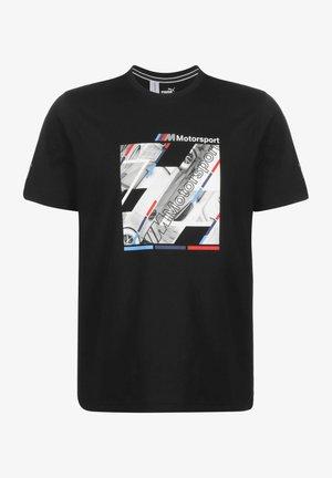 BMW  - T-shirt imprimé - black