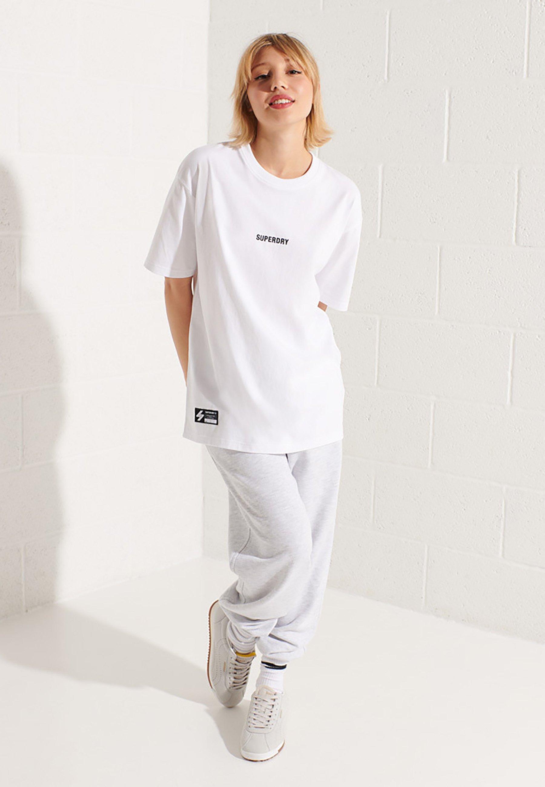 Damen CODE MICRO - T-Shirt basic