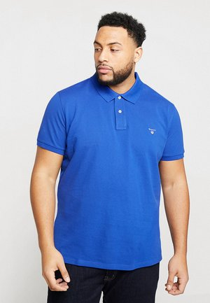 THE ORIGINAL RUGGER - Poloshirt - college blue