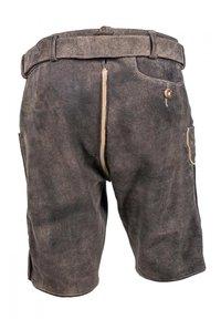 Spieth & Wensky - ALEX - Shorts - asche - 1