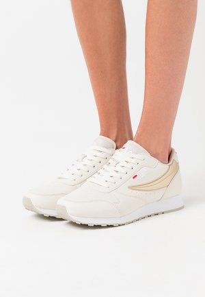 ORBIT - Sneakers basse - marshmallow/gold