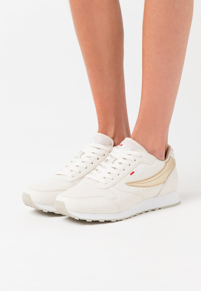 Fila - ORBIT - Trainers - marshmallow/gold