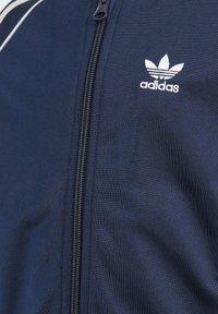 adidas Originals - ADICOLOR SST TRACKSUIT - Tracksuit - blue - 5