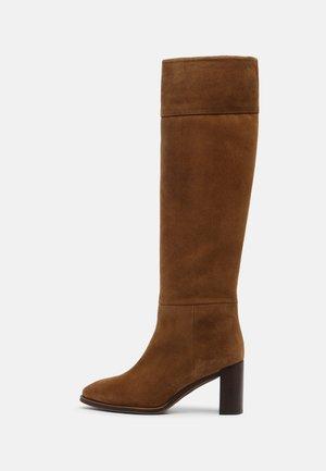 USOLA - Vysoká obuv - tanger
