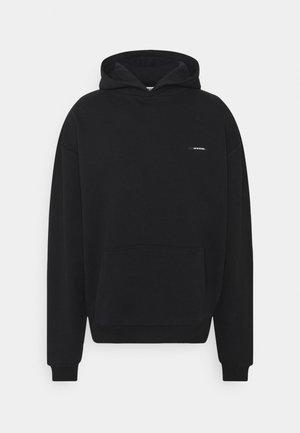 SHANGRI LA BUTTERFLIES HOODIE UNISEX - Sweatshirt - black