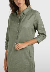 mint&mia - Shirt dress - khaki - 3