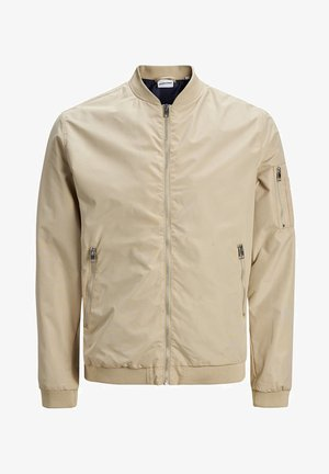JERUSH - Bomber Jacket - safari