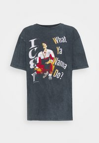 ICE TEE - Print T-shirt - black