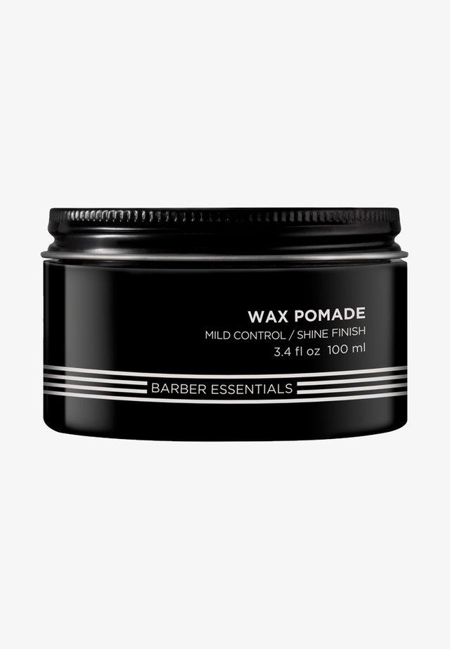 BREWS WAX POMADE - Stylingprodukter - -