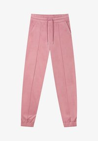Stradivarius - Tracksuit bottoms - rose - 4