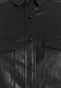 New Look Curves - UTILITY POCKET - Blouse - black - 2