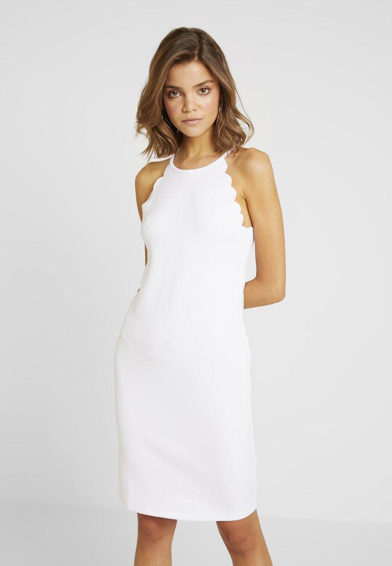 Even&Odd - Kjole - white