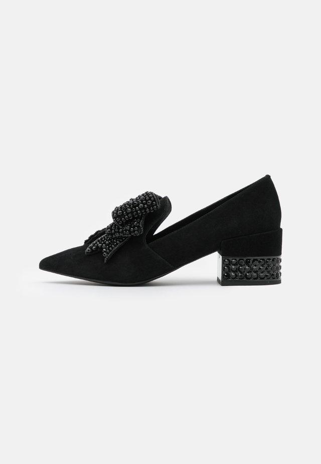 VALENSIA - Klasické lodičky - black
