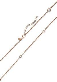 FAVS - Necklace - rosé - 2