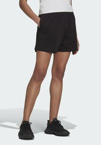 adidas Originals - ADICOLOR ESSENTIALS  - Pantaloni sportivi - black - 4
