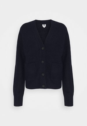 CARDIGAN - Kardigan - blue dark