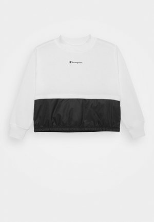 LEGACY BREAKING RULES CREWNECK - Mikina - white