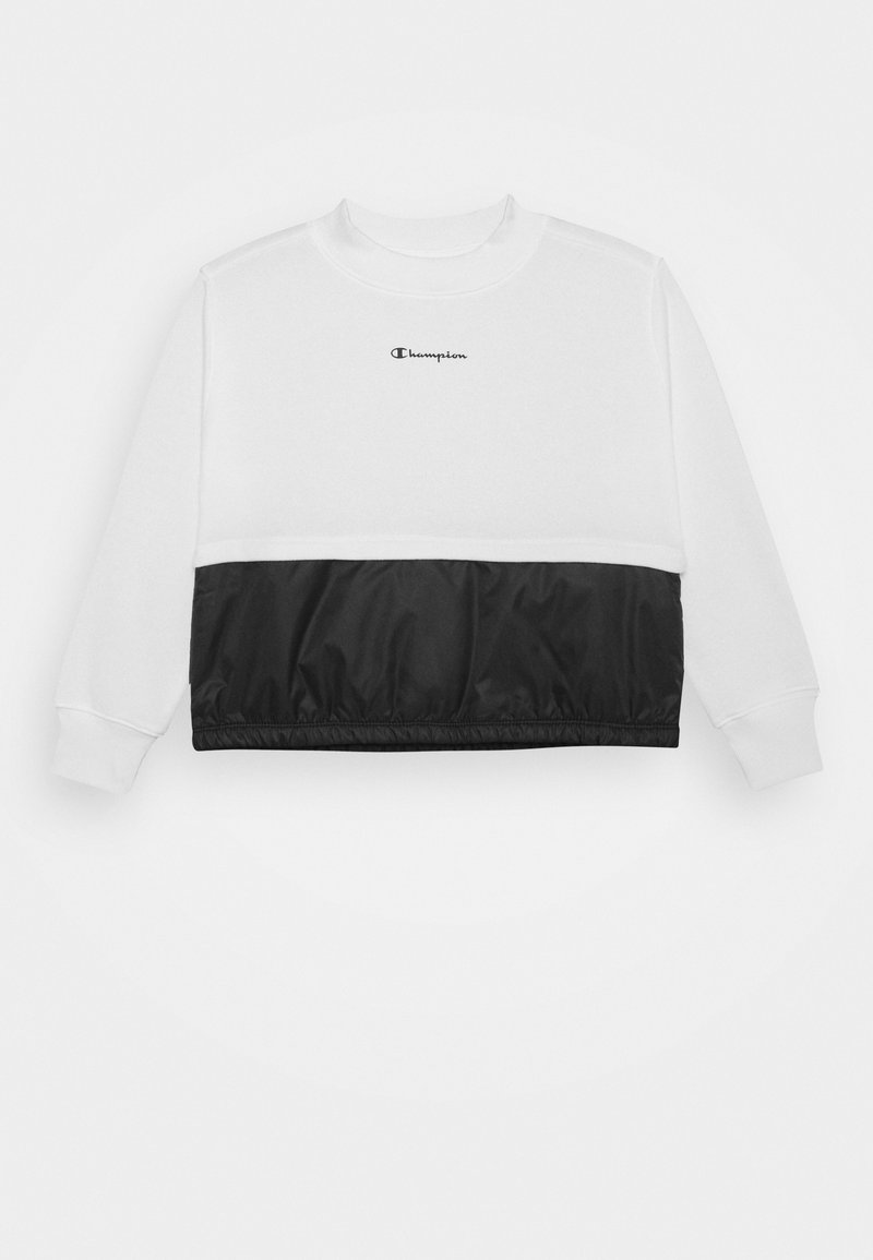 Champion - LEGACY BREAKING RULES CREWNECK - Sweater - white