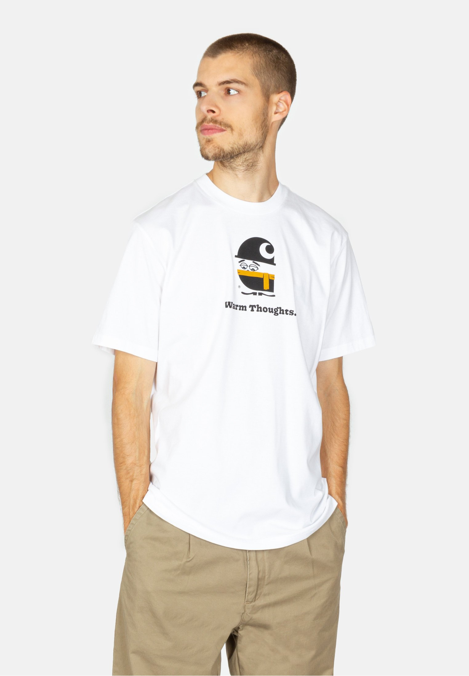 Herren WARM THOUGHTS - T-Shirt print