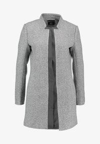 ONLSOHO COATIGAN  - Short coat - light grey melange