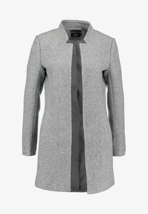 ONLSOHO COATIGAN  - Manteau court - light grey melange