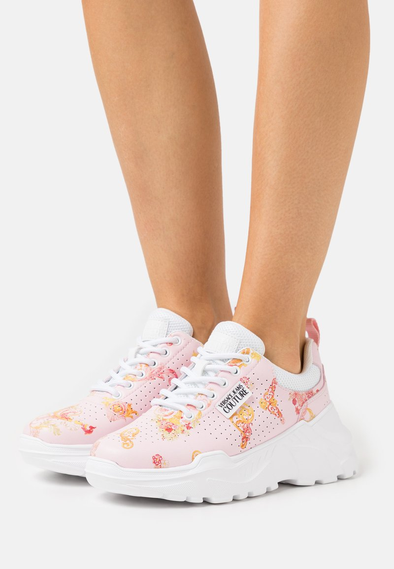 Versace Jeans Couture - Trainers - rose