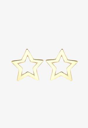TREND ASTRO FILIGRAN - Earrings - gold
