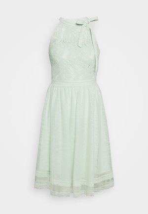 VIZINNA NEW DRESS - Juhlamekko - cameo green
