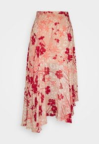 TWINSET - Maxi skirt - red - 1