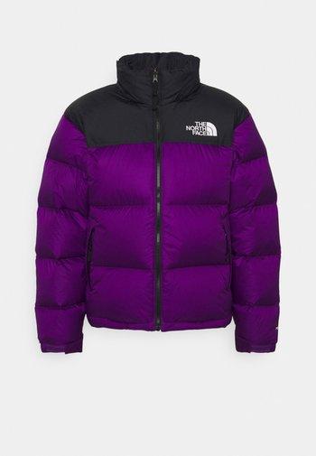 RETRO NUPTSE JACKET UNISEX - Piumino - gravity purple