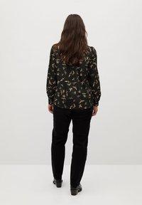 Violeta by Mango - LAURAP - Button-down blouse - schwarz - 2