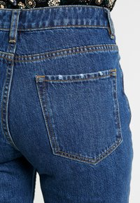 Even&Odd - Jeans baggy - dark blue denim - 4