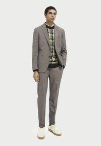 Scotch & Soda - Blazer jacket - brown - 1